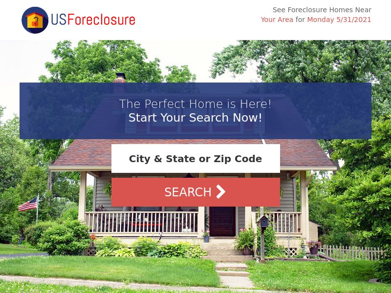 US Foreclosure (US) (CPL) (Personal Approval)