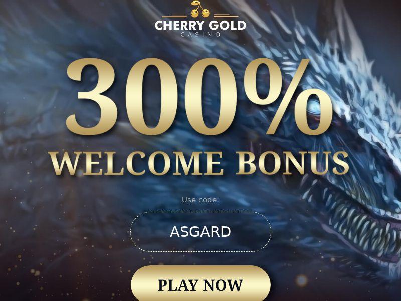 Cherry Gold Casino CPA (incent) [CA]