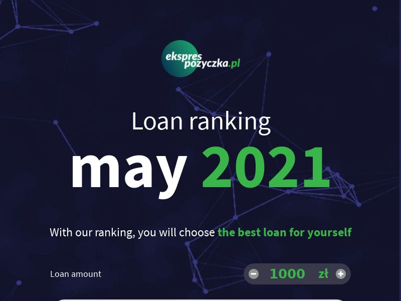 [EXCLUSIVE] Landing page - best finance offers ranking (MultiGeo), [CPL | CPA]