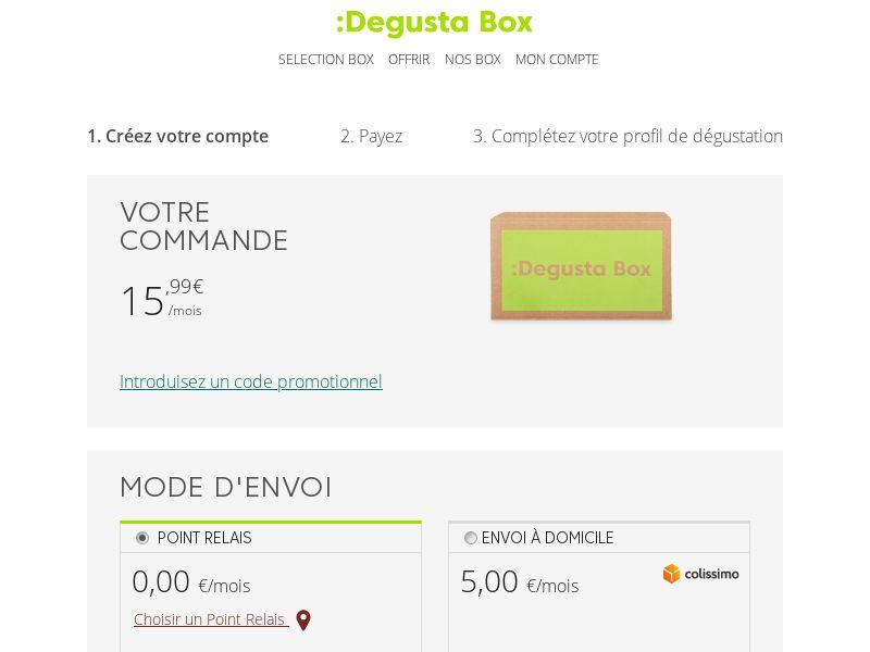 FR - Degustabox