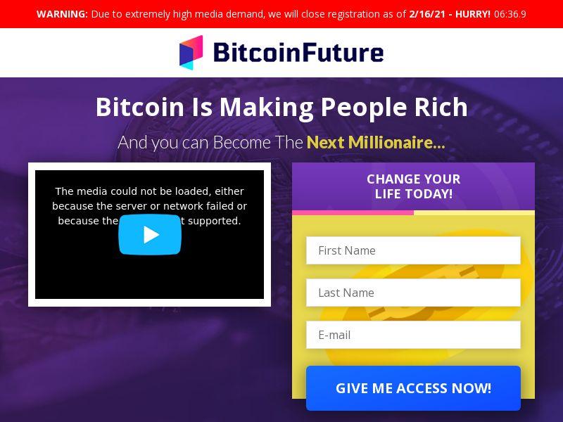 Bitcoin Future CPA WW (-US, IL, IN)