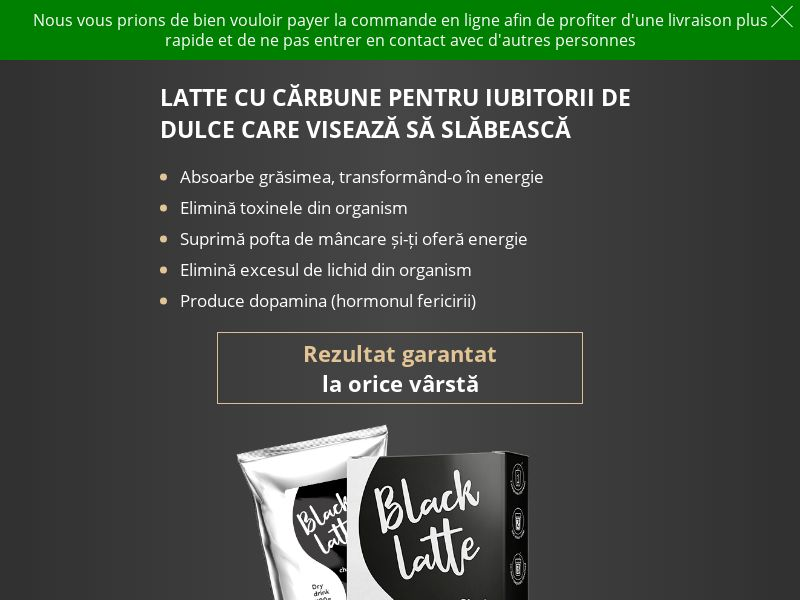 Black Latte - FR