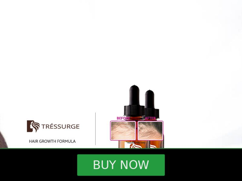 TRESSURGE - Hair Regrowth Ingredient - CPA - [US]