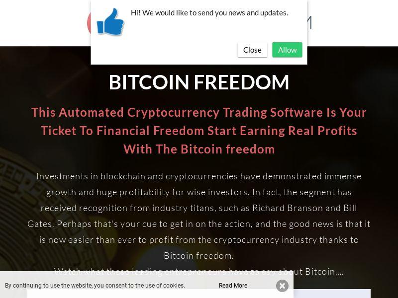 The Bitcoin Freedom English 1292