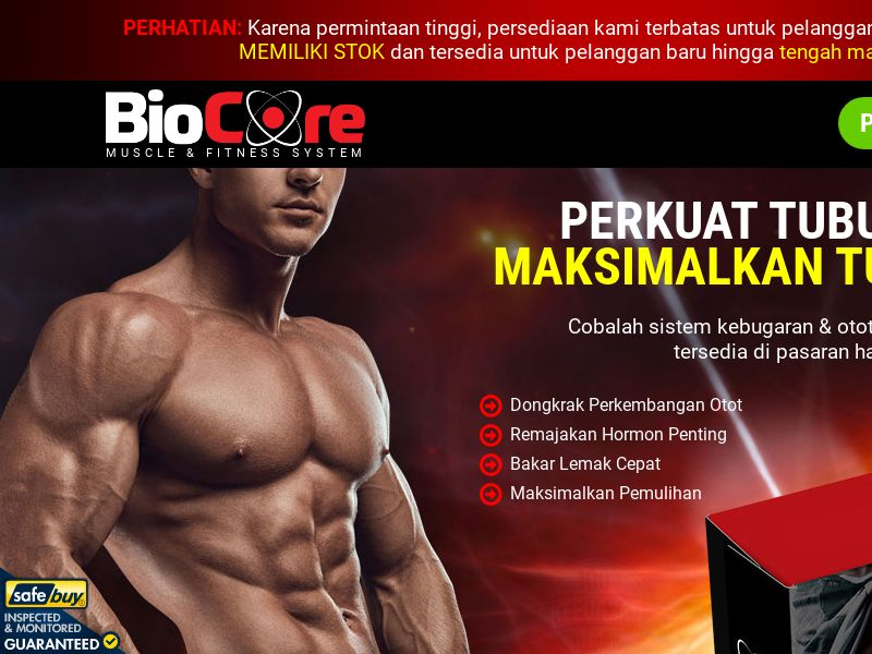 BioCore - SS - INDONESIAN - (Muscle)