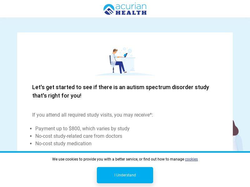 US - Autism Study