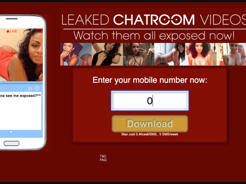 3909 | GH | Premium SMS | Wifi Ghana | Adult | Video