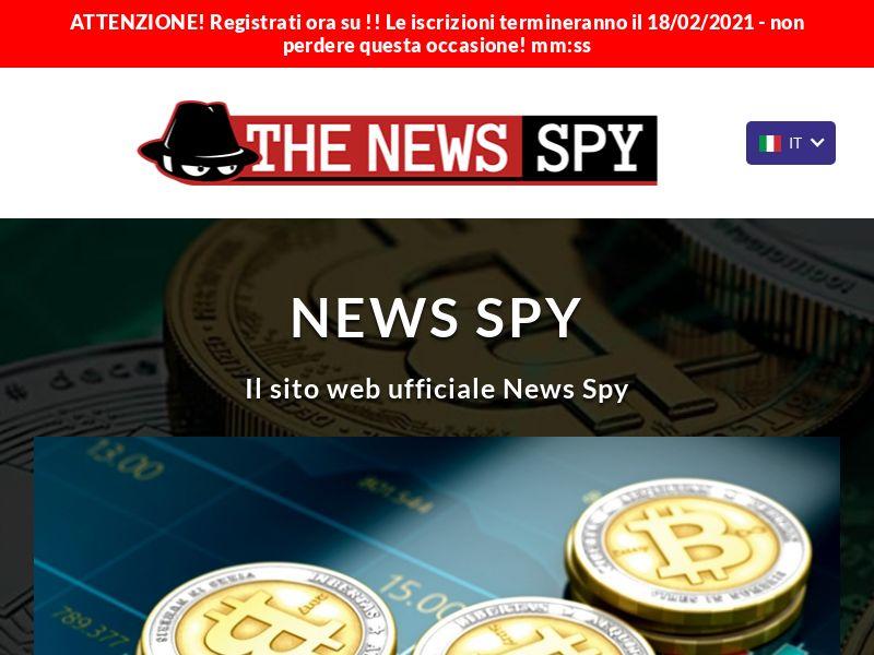 The News Spy Pro Italian 1052