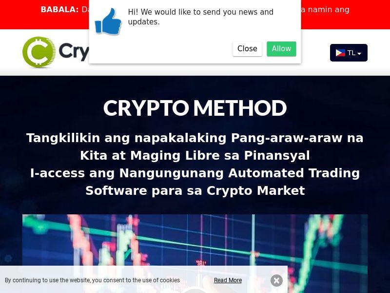 Cryptomethod pro Filipino 2157