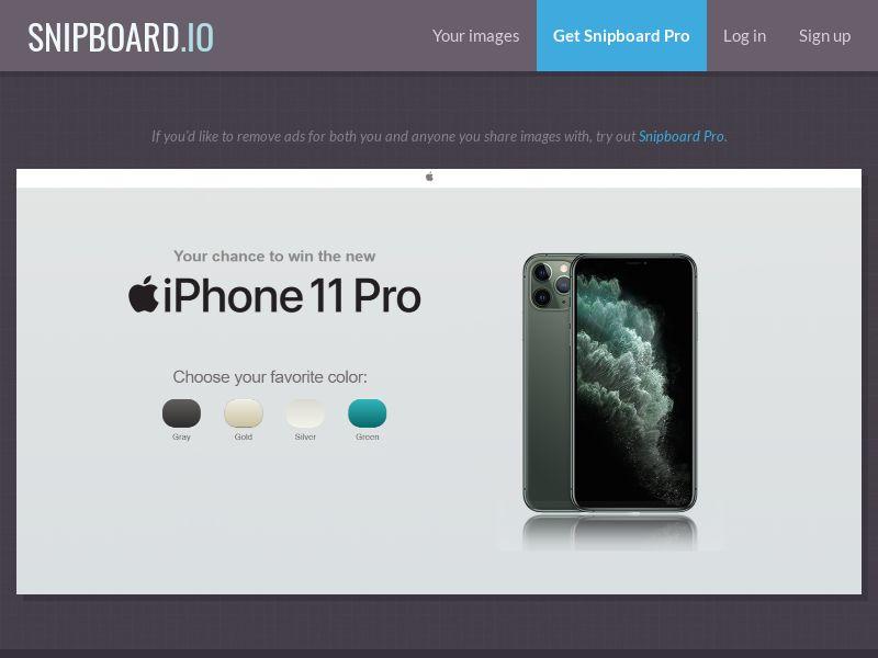 36733 - NL - Tiltwin - iPhone 11 Pro - SOI (daily cap 100)