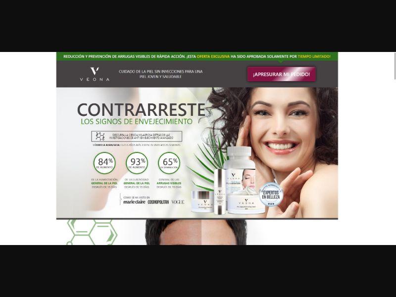 Veona Beauty - Skin Care - SS - [CL]