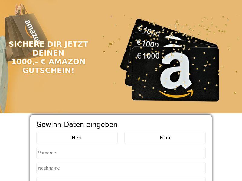 Amazon Megalos 24 DE SOI (WEB) Non Incent