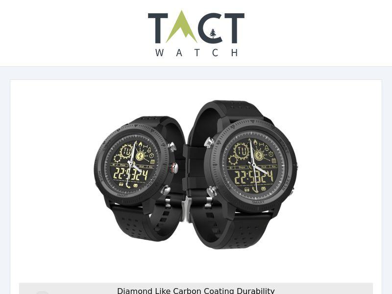 T-Watch - Tactical Watch - CPA - [INTERNATIONAL]
