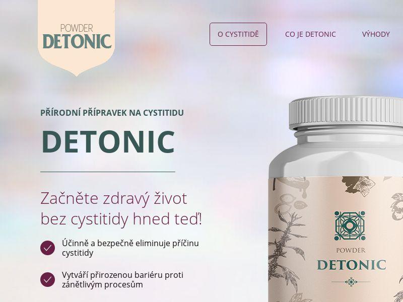 Detonic CZ (cystitis)