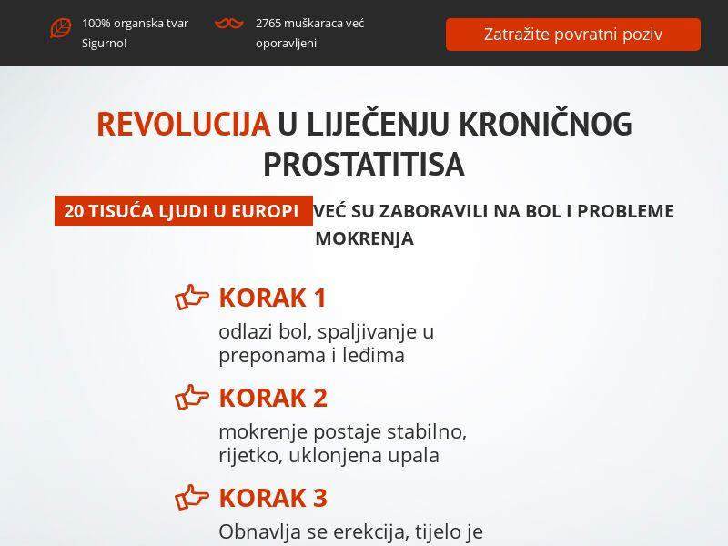 Prostaline HR