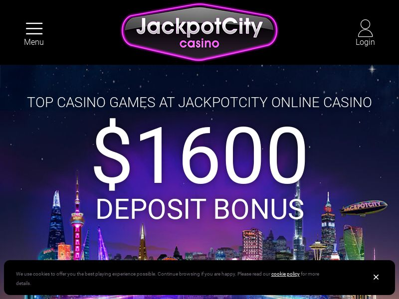 JackpotCity Casino   CA