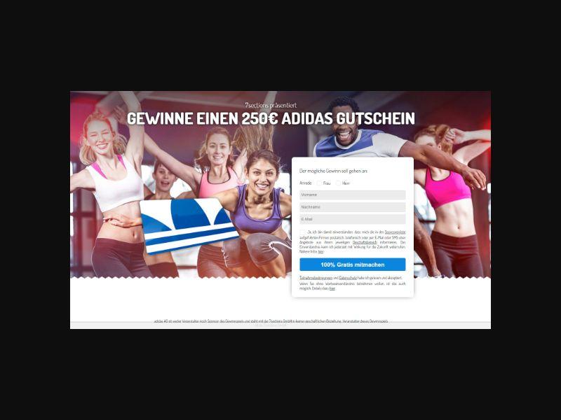 Adidas Voucher - SOI (DACH)