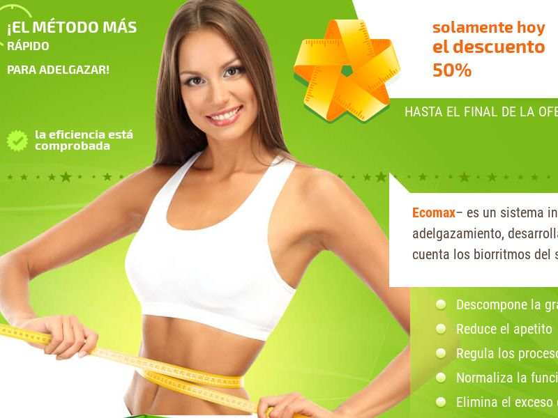 ECOMAX CO - weight loss treatment