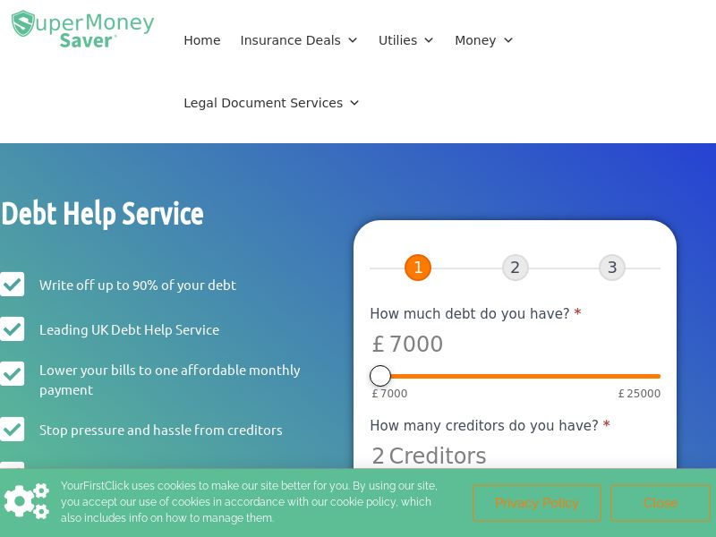 Super Money Saver - UK