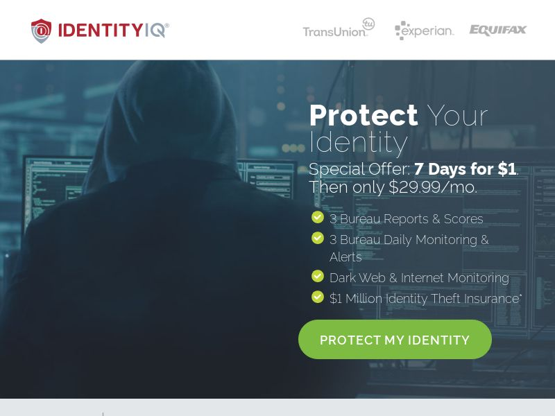 (14805) [WEB+WAP] Identity Essentials (dark) - US - CPA