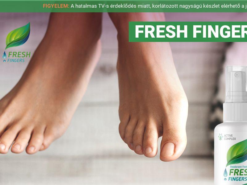 Fresh Fingers - HU