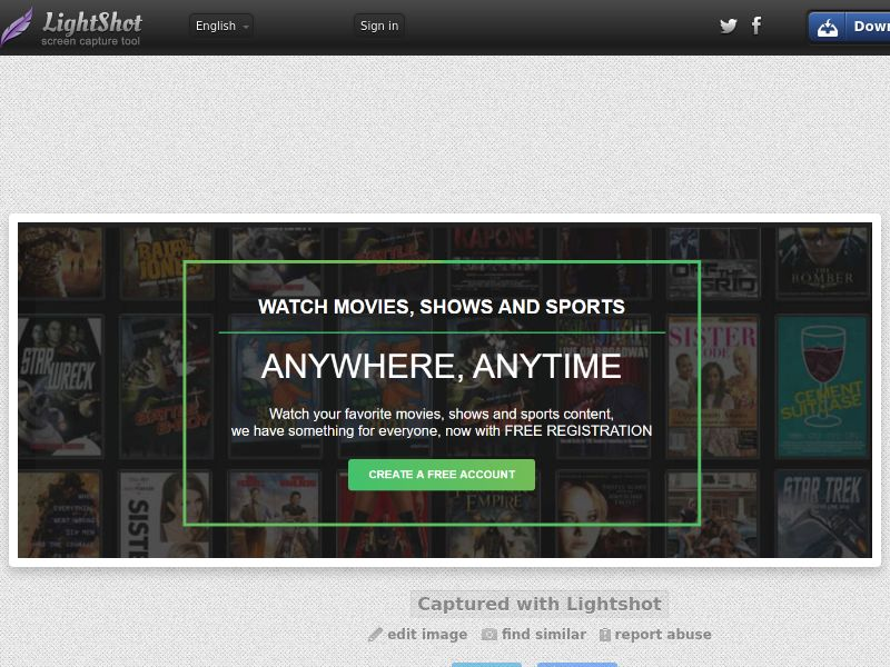 Hulu VOD (Video Streaming) (CC Trial) - Italy
