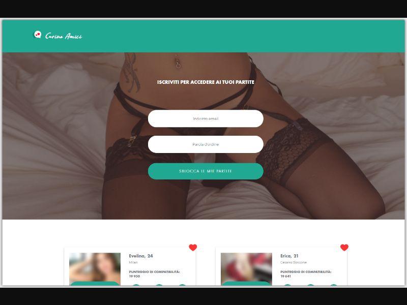 Dating Mainstream Smartlink [WW] - Revshare
