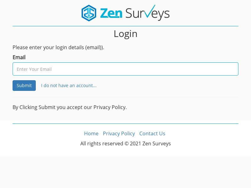 ZenSurveys / Easy Daily Surveys - AU, BR, CA, CN, FR, DE, IT, JP, ES, TR, UK, US - Incent