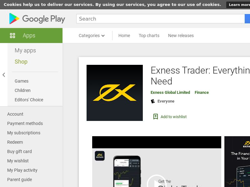 Exness Android VN CPR