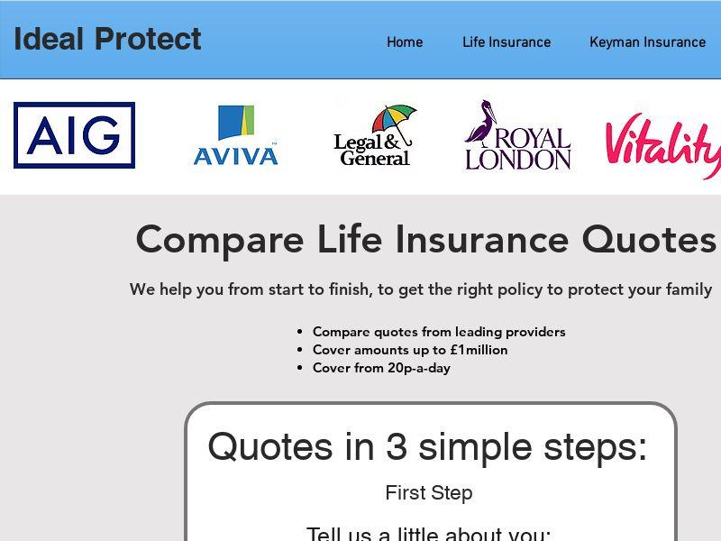 Ideal-protect.co.uk - Life Insurance - SOI - [UK]