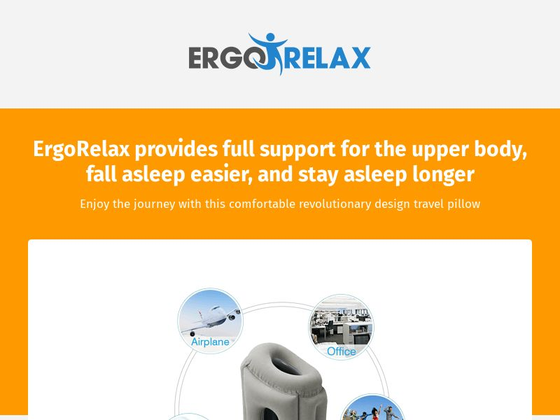 Ecommerce - ErgoRelax [INTL] (Native,Social,Search,SEO,Banner) - CPA {No Email}