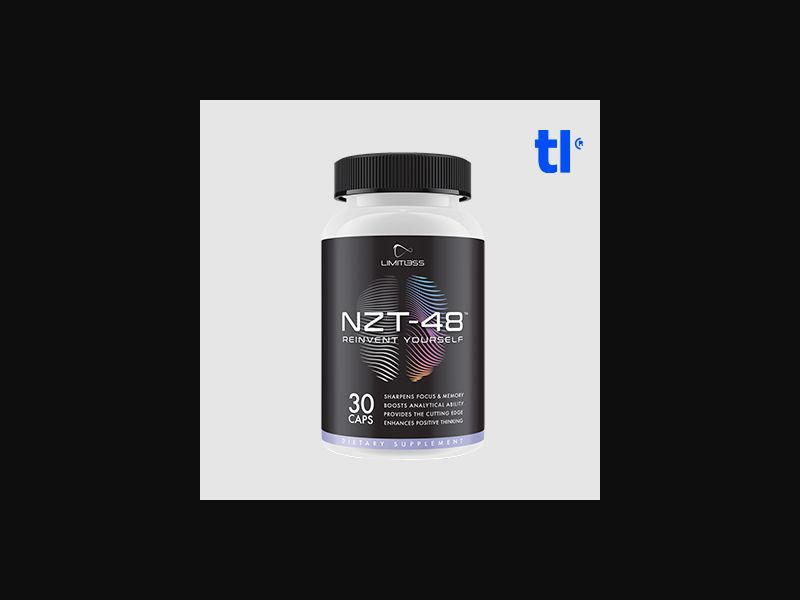 NZT-48 Straight Sale - health - CPS - SS - Nutra