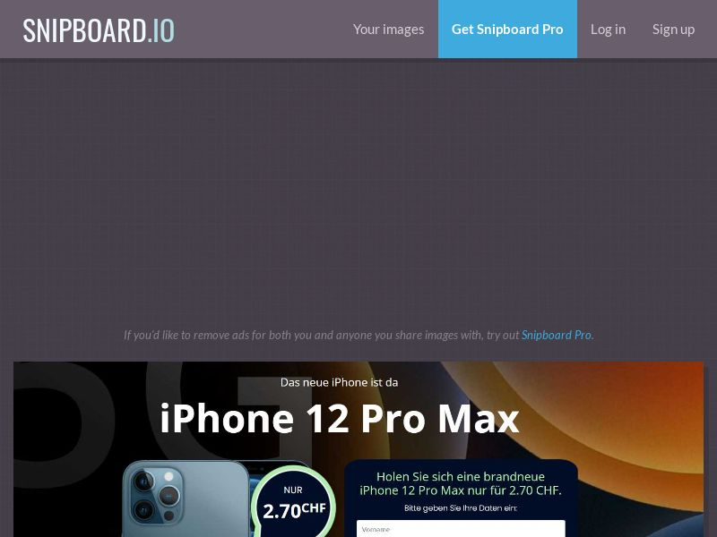 40991 - CH - iPhone 12 Pro Max - LP64 - CH - CC submit