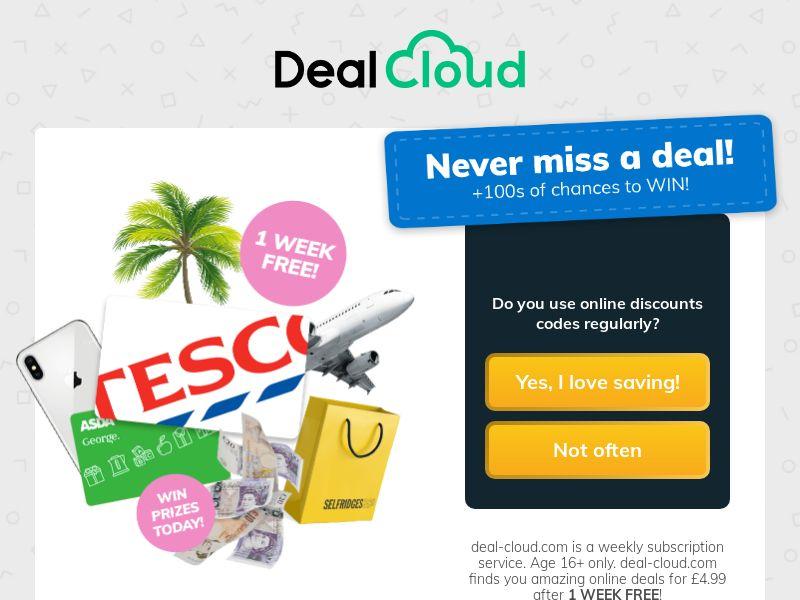 UK - Deal Cloud
