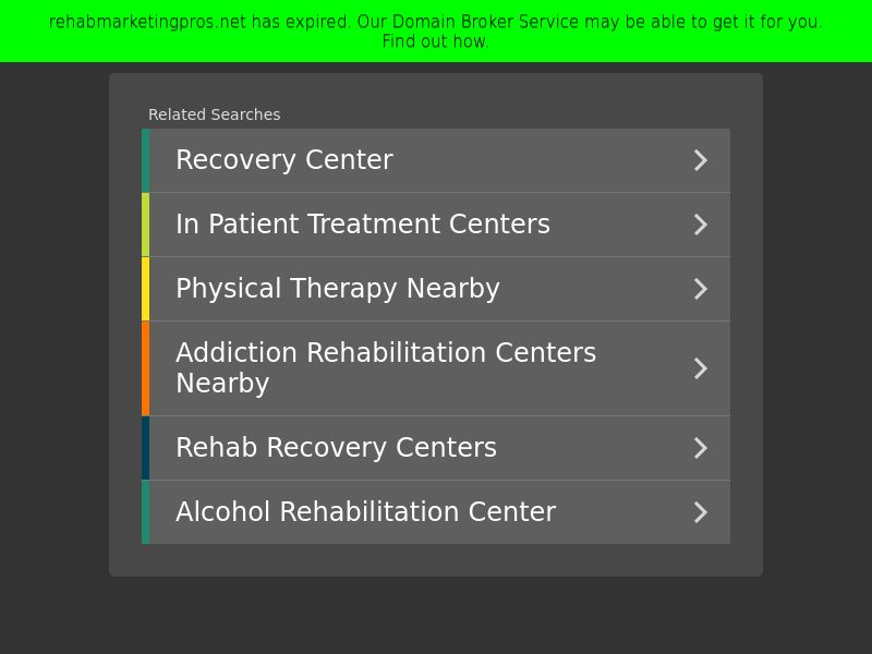Rehab - 3 Minute Call Duration - Direct Advertiser (24/7, Nationwide, No IVR)