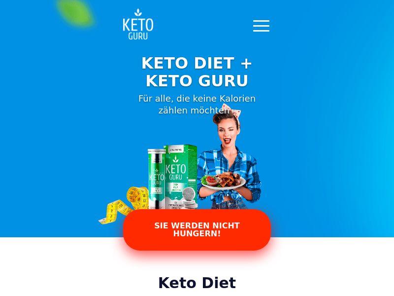Keto Guru - DE, AT (AT,DE), [CPS], Health and Beauty, Supplements, Diets, Sell, coronavirus, corona, virus, keto, diet, weight, fitness, face mask