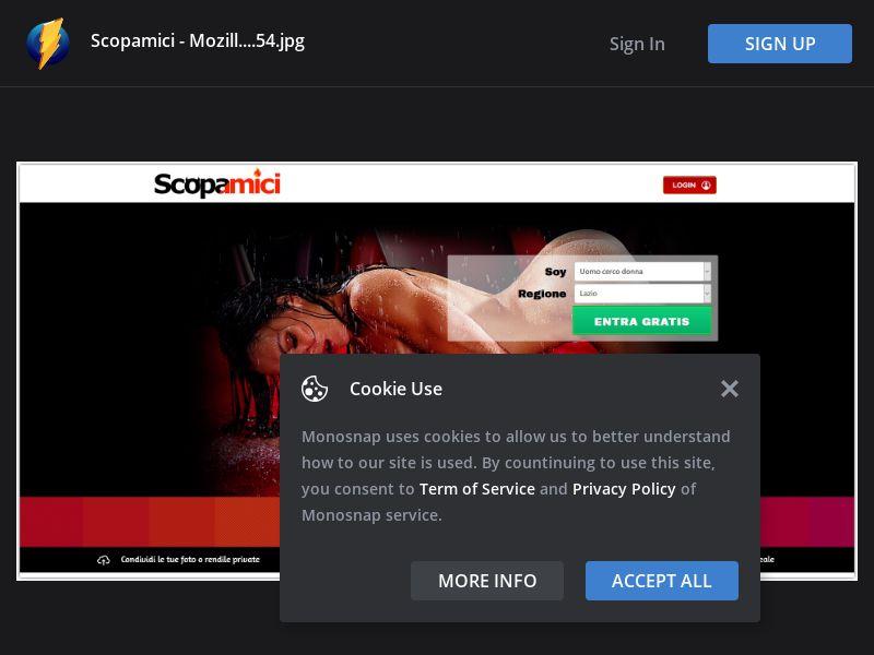 Italy (IT) - Adult - Scopamici - Desktop
