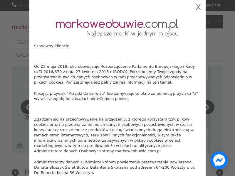 Markoweobuwie.com.pl - PL (PL), [CPS], Fashion, Shoes, Sell, shop, gift