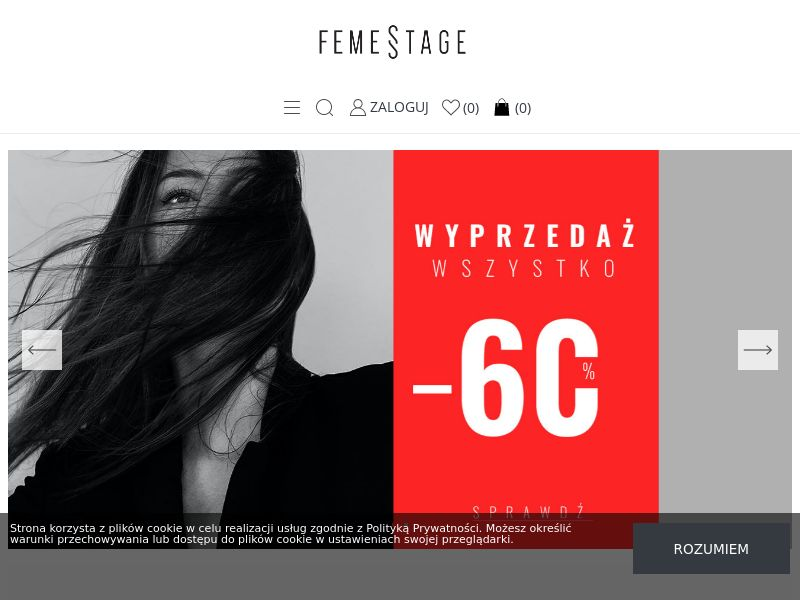 Femestage - PL (PL), [CPS], Fashion, Clothes, Accessories and additions, Accessories, Presents, Sell, shop, gift