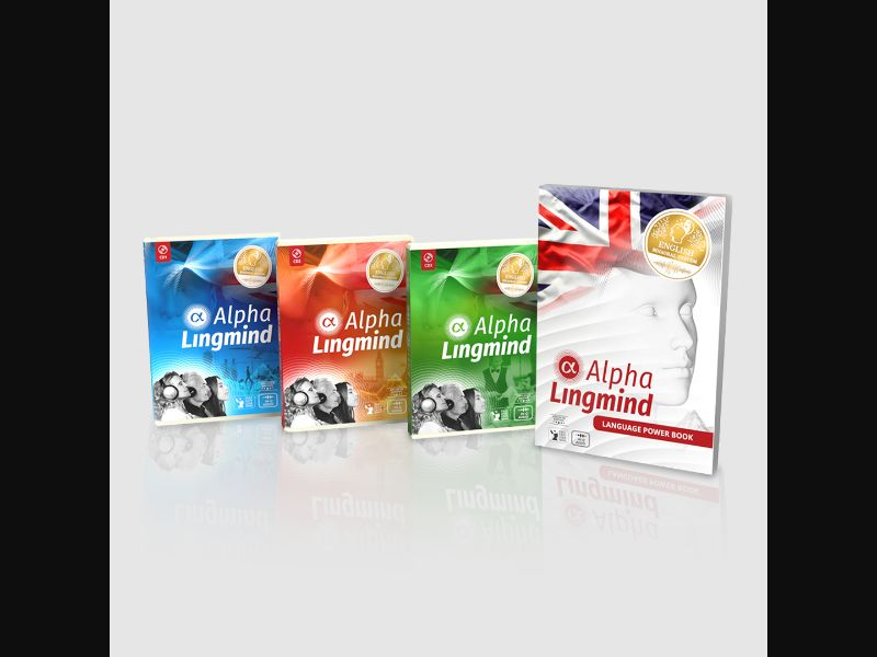 ALPHA LINGMIND – DE – CPA – language learning – multimedia CD course - COD / SS - new creative available