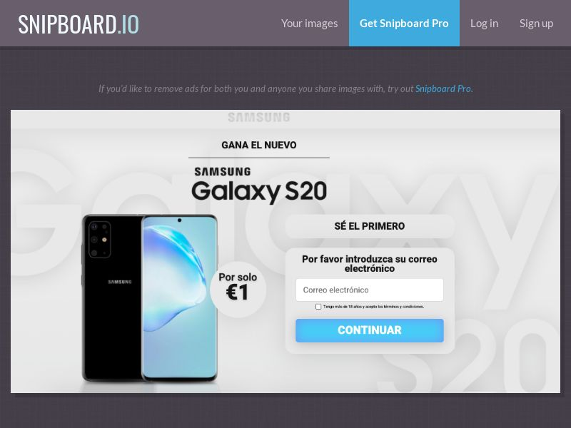 37022 - ES - CreditSupport - Samsung Galaxy S20 - CC submit