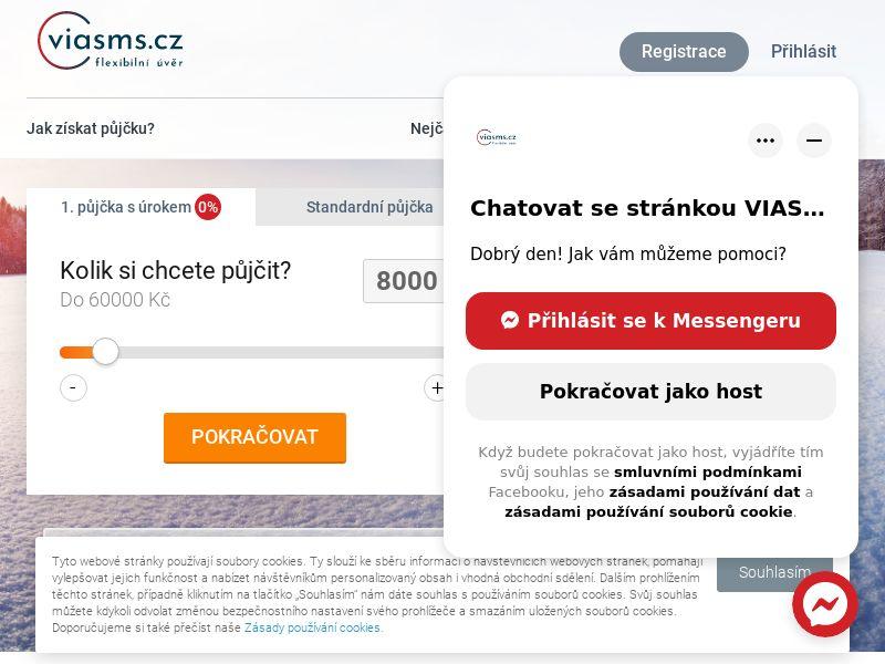 viasms (viasms.cz)