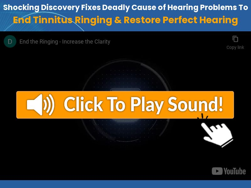 SynapseXT (VSL) - SS - Multiple Geos – Hearing Loss