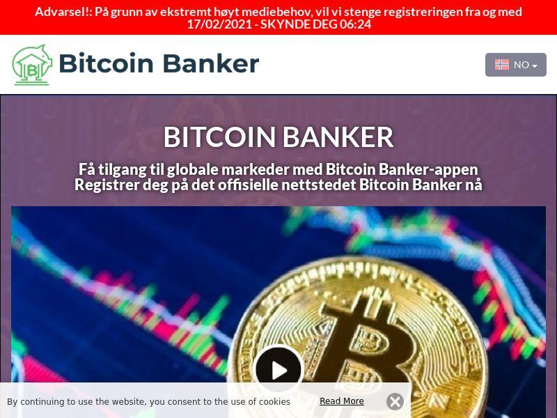 The Bitcoin Banker Norwegian 2720