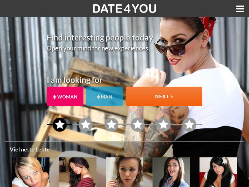 Date4you Mainstream SOI (US) mob