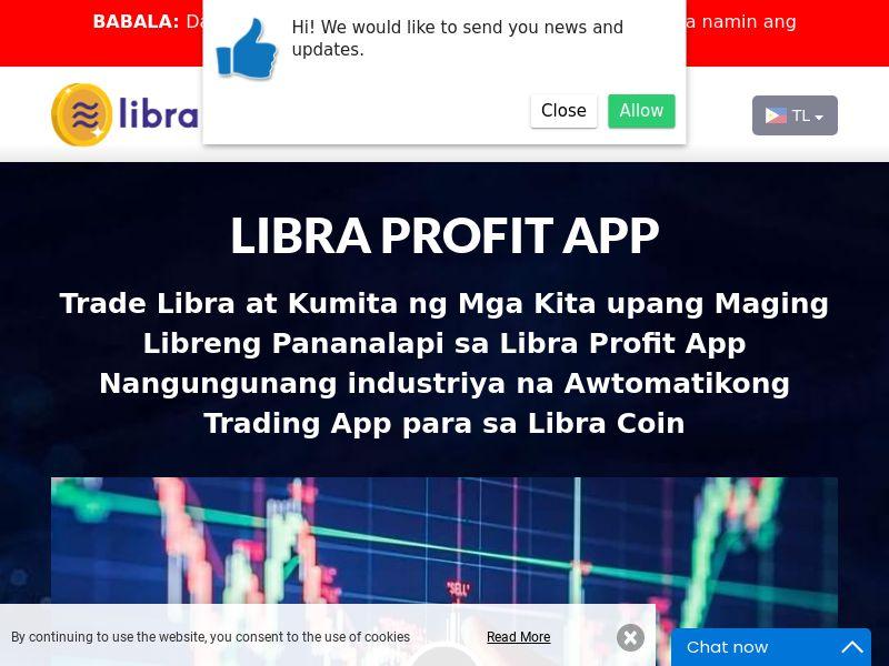 Libra Profit Pro Filipino 2104