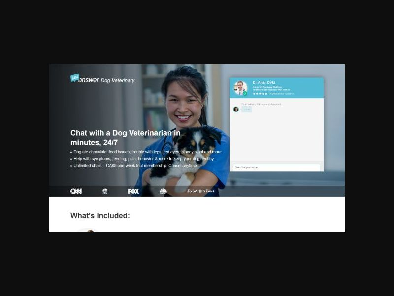 JustAnswer Experts - Veterinarians (US)