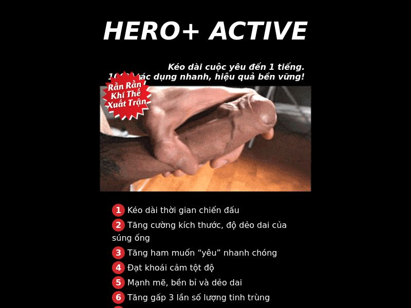 Hero Active VN - 2