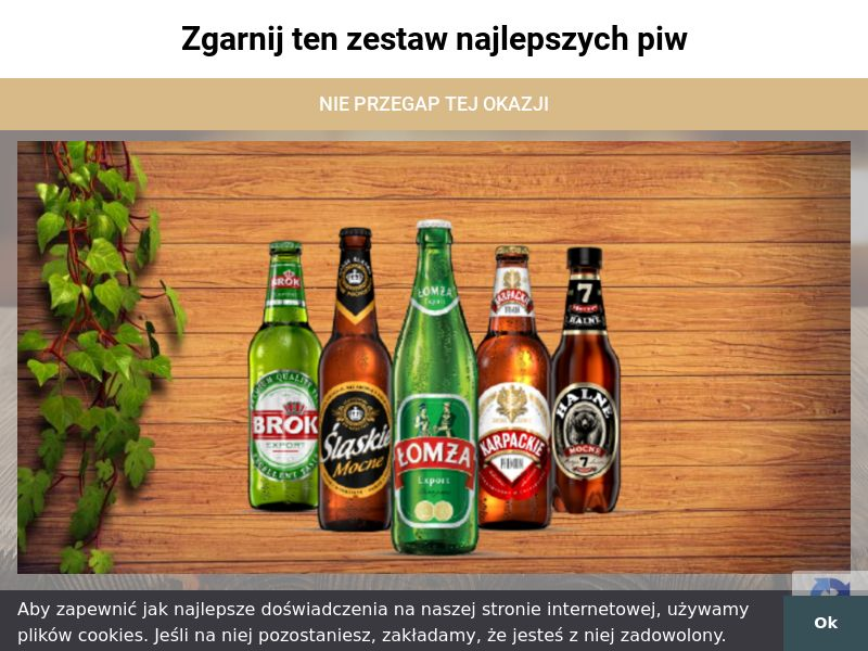 Beers - AU, ES, FR, NZ, PL, UK (AU,FR,NZ,PL,ES,GB), [CPL]
