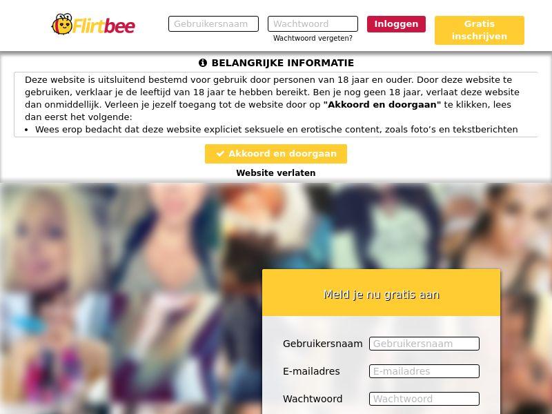 FlirtBee - NL, BE (BE,NL), [CPL]